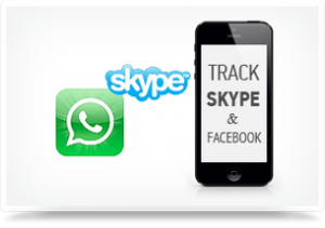 skype and facebook tracking